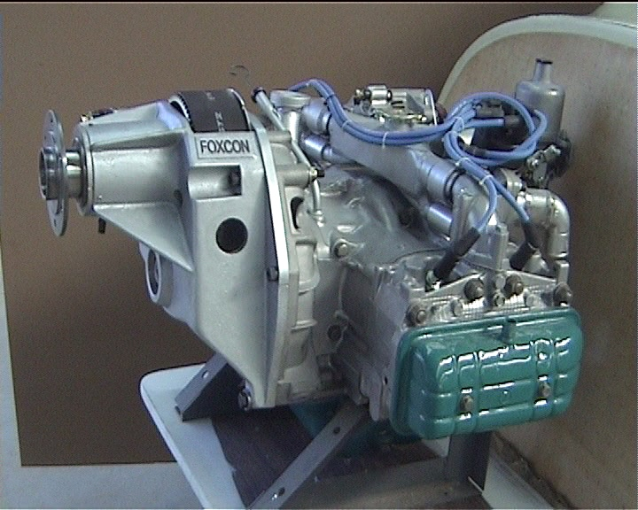 Subaru EA 81 Engine
